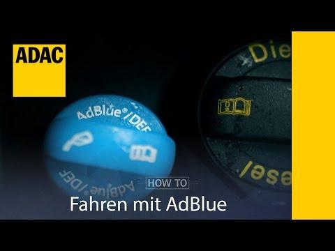 ADAC How To Fahren mit AdBlue I Folge 28