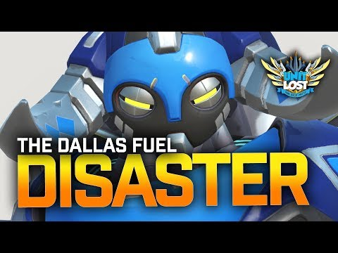 Overwatch - Dallas Fuel DISASTER - Just why are they so bad?