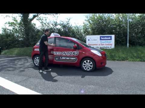 Inside the car - video tutorial, videography Ireland - portfolio. Video marketing Dublin