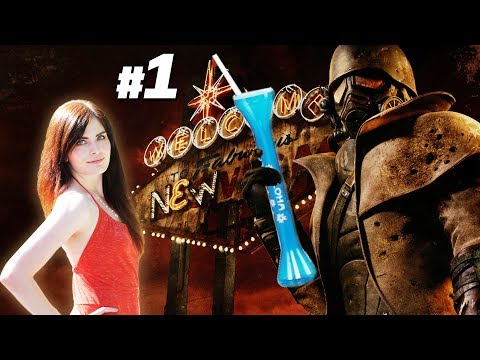 Fallout: New Vegas (Part 1) Blindplay = First Time playing