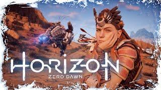 ИГРА ГОДА ОТ SONY НА ПК? ► Horizon Zero Dawn / Горизонт Новый рассвет / ПК / x1 [18+]