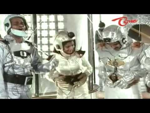 Balakrishna Gang Comedy In Computer World |  Aditya 369 Movie | TeluguOne
