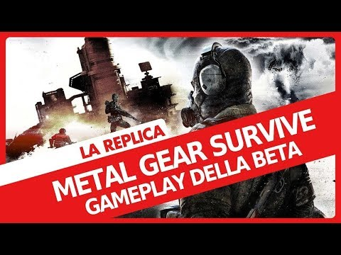 Metal Gear Survive Beta - Marmellata di zombie - Everyeye.it