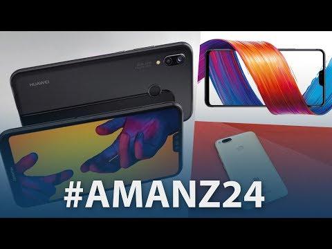 #Amanz24 - Oppo R15 31 Mac, Spesifikasi Huawei P20 Lite Tertiris, Potongan Harga Xiaomi Mi A1