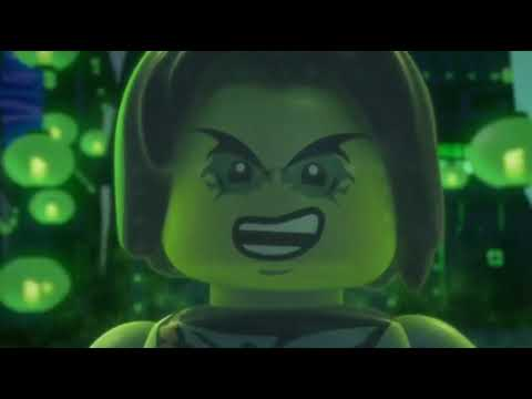 the entire Ninjago tv show except only when Morro speaks