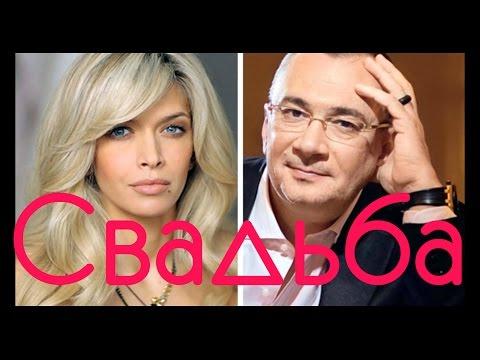 Брежнева вышла за Меладзе