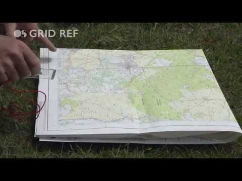 How to Take a 4-Figure Grid Reference with Steve Backshall & Ordnance Survey