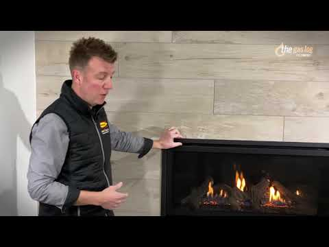 Heat & Glo SLRX Gas Fireplace