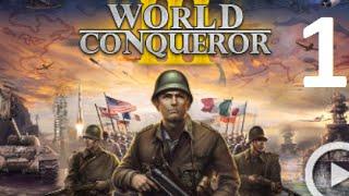 Прохождение World Conqueror 3. Тренировки (1 эпизод)