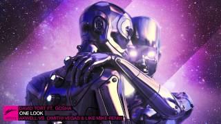 David Tort ft. Gosha - One Look (Axwell vs. Dimitri Vegas & Like Mike Remix)
