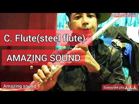 C. Flute (steel flute) amazing sound.