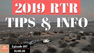 Rubber Tramp Rendezvous 2019: What You Need to Know About RTR 2019 (S2.E197)