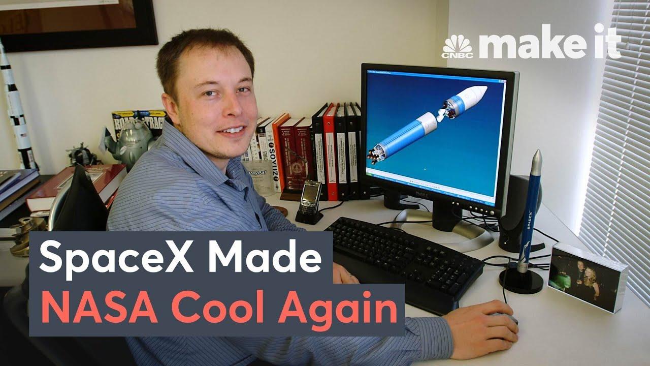 How SpaceX Made NASA Cool Again