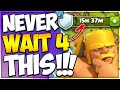 Gambar cover This Mistake Could Cost You Upgrade Time! Never Wait for Shield to End to Attack in Clash of Clans