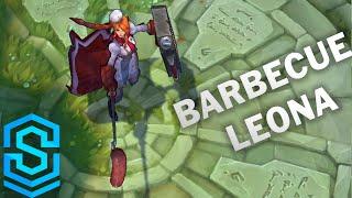 Barbecue Leona Skin Spotlight - Pre-Release - League of Legends