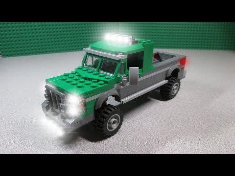 Realistic LEGO Ford F-150 MOC v1