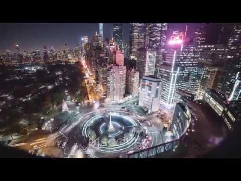 Нью-Йорк на высоте птичьего полета - New York At The Height Of The Bird's Flight