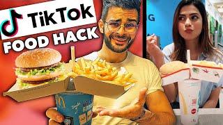 Je teste des food hack TikTok... voilà ce qui se passe