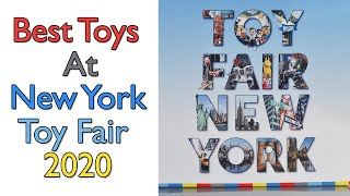 Best New 2020 Toys: NYC Toy Fair 2020