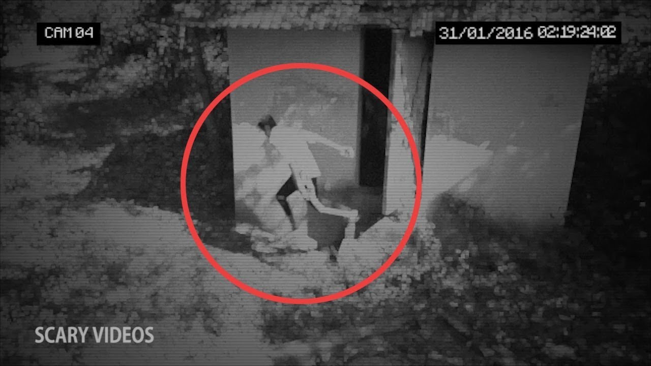 Cryptozoology Creepiest Ghost Videos 2017 Real Haunting Sightings