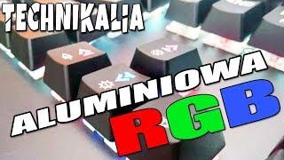 ALUMINIOWA KLAWIATURA RGB   MAD DOG GK900   TECHNIKALIA   PL
