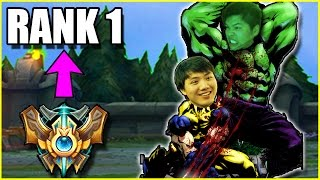 REMATCH VS BOX BOX - Challenger to RANK 1 - Ep. 10   League of Legends