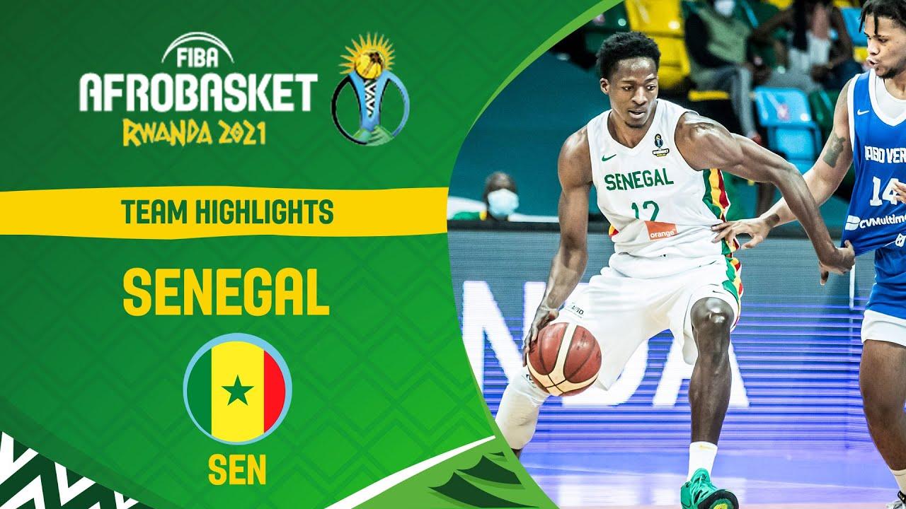 Senegal 🇸🇳 | Team Highlights - FIBA AfroBasket 2021