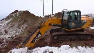 видео Аренда экскаватора гусеничного