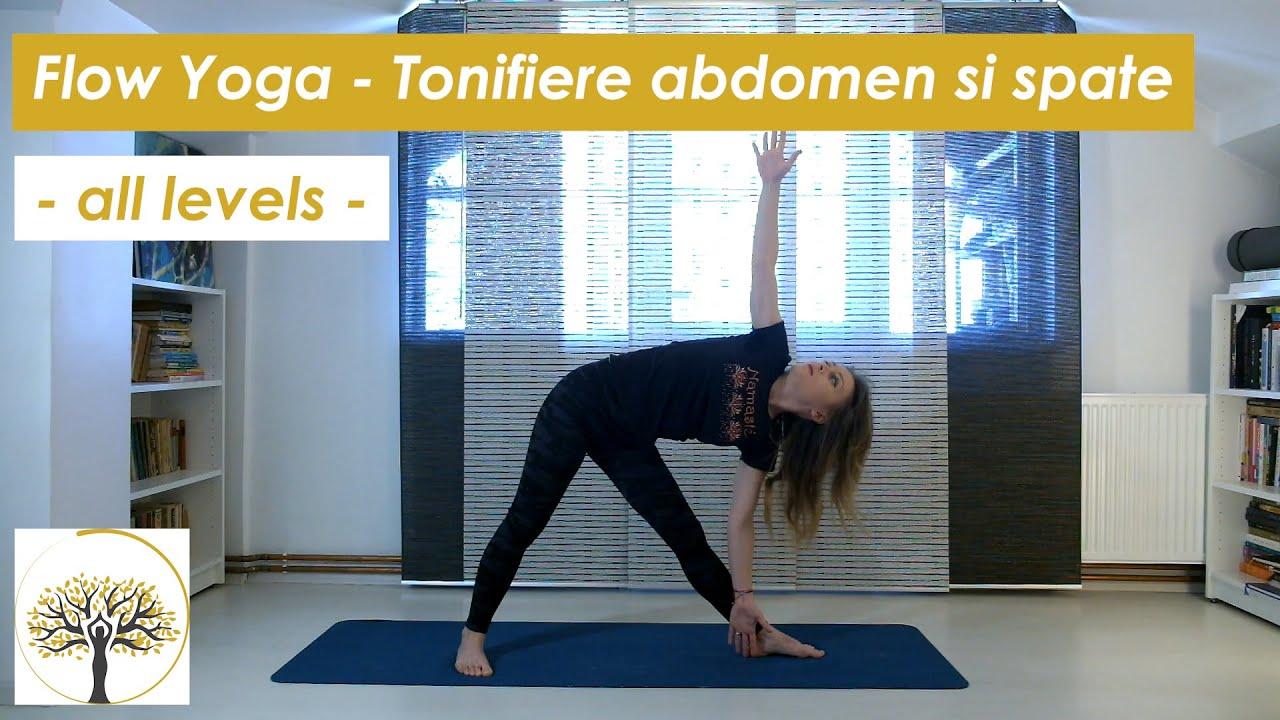 yoga pentru slabit incepatori)