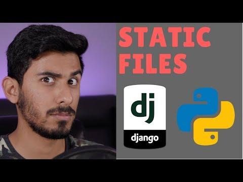 python-django-tutorial-2018-for-beginners-part-6---static-files