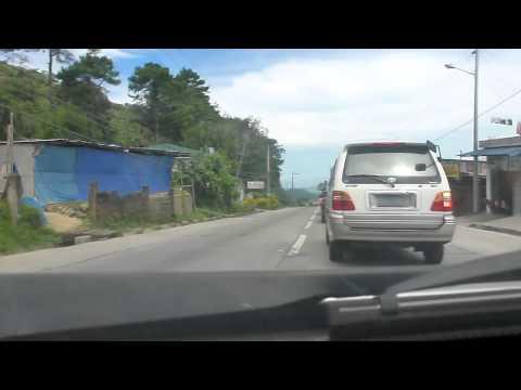 00007 Baguio to Manila