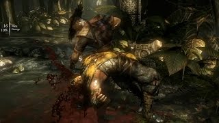 Mortal Kombat X PERFECT LEGEND (Kung Lao) vs MIT (Scorpion) Fatal 8 Semi Finals