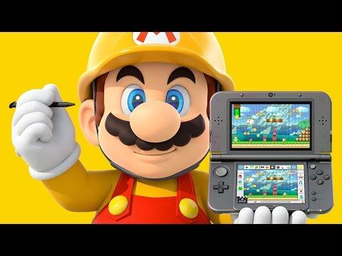 Super Mario Maker 3DS - IGN Plays Live