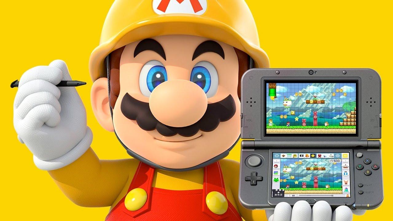 Dan Tdm Play Super Bros 2 On A Nintendo 2ds