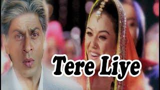 Tere Liye Hum Hai Jiye Full HD 1080p Veer Zara   Shah Rukh Khan  Preity Zinta   YouTube