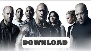 How to Download Fast And Furious 9 For Free   Must Watch   HD