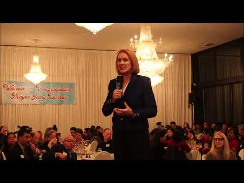 西雅图市长谈庇护城市 Seattle Mayor Durkan Speech