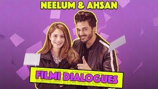 Filmi Dialogues with Neelam Muneer & Ahsan Khan | Chuppan Chuppai | MangoBaaz