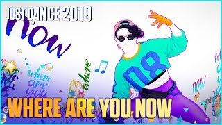 Just Dance 2019: Where Are You Now by Lady Leshurr Ft. Wiley | Official Track Gameplay [US]