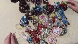 Сувениры к Новому году своими руками.