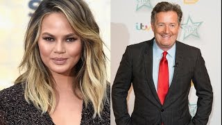 Chrissy Teigen and John Legend Battle with Piers Morgan Over Muhammad Ali Tweet