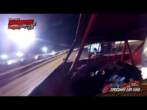#8 Jeff Watson - Super Late Model - 8-24-19 Lake Cumberland Speedway - In-Car Camera