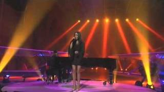 """Pia Toscano Final Hollywood Solo """"Doesn"""