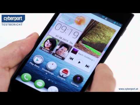 Huawei Ascend P2 im Test I Cyberport