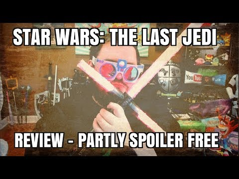 Download Youtube: STAR WARS: THE LAST JEDI - REVIEW (First part spoiler free!)