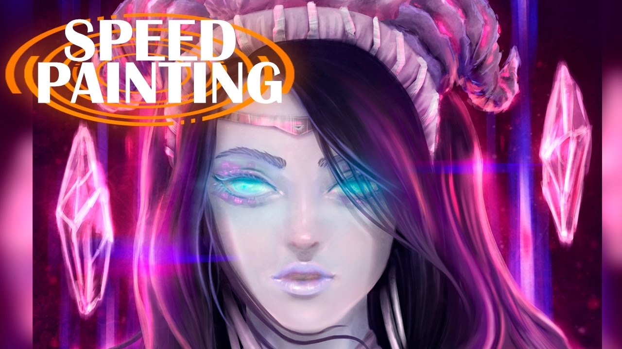 Ps Speed Painting - YouTube