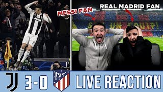 LA LIGA FANS REACTION TO: BIANCONERI