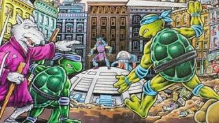 TMNT Games - Board James (Episode 10)