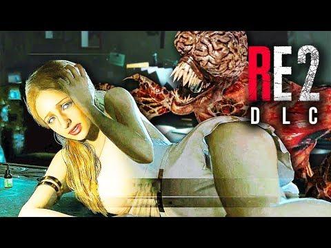 """RESIDENT EVIL 2 #DLC: EM GÁI """"MÚP"""" NHẤT GAME ĐÂY RỒI =))))))) - Chế độ Ghost Survival"""