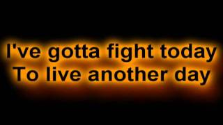 Repeat youtube video Skillet -- Hero (Lyrics)